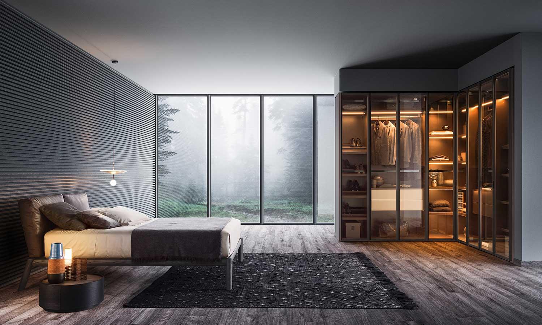 Camera da letto Pianca Fonte del Mobile Massagrande Montagnana Padova
