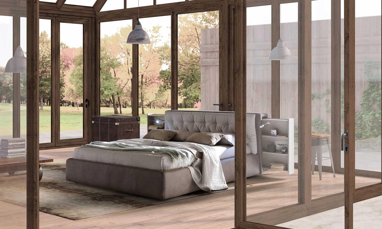 Camera da letto Le Comfort Fonte del Mobile Massagrande Montagnana Padova