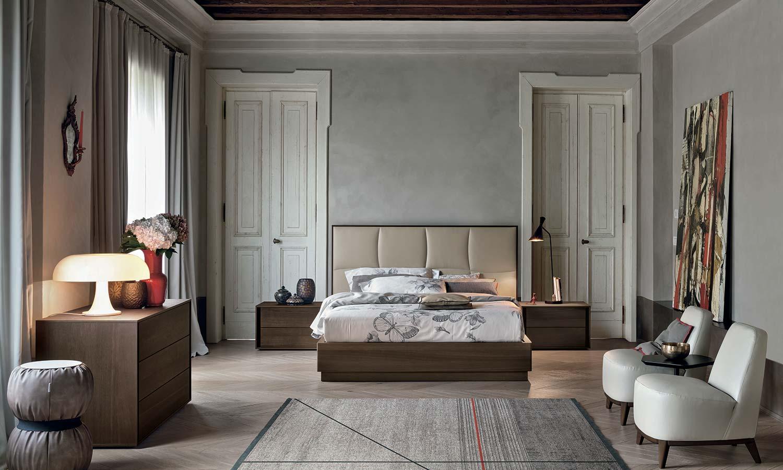 Camera da letto Tomasella Fonte del Mobile Massagrande Montagnana Padova